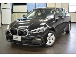 BMW 1シリーズ 118d プレイ エディション ジョイ プラス ディーゼルターボ 元弊社デモカー ナビP 電動シート