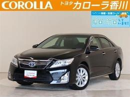 トヨタ カムリハイブリッド 2.5 Gパッケージ HV保証・純正メモリーナビ・フルセグ