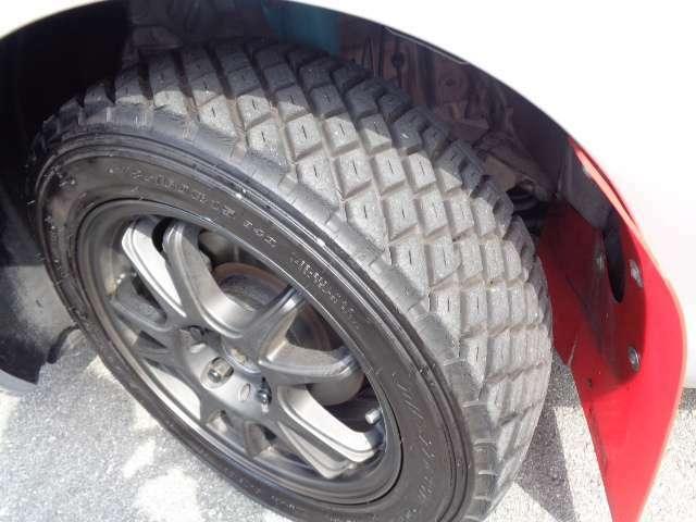 185/60R15 ラリータイヤ(DIREZZA87R)