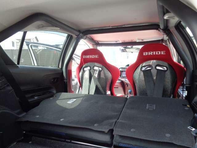 クスコセーフティ21 ロールケージ・ロールケージパッドが装備されてます!JAF競技規定・FIA競技規定まで対応しております!