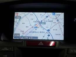 純正HDDナビが装着されています!これで未開の地もスイスイ♪しかも電話回線を通じてタイムリーに交通情報をナビ画面に反映します!そして通信料はホンダが負担します♪