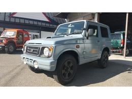 スズキ ジムニー 660 ワイルドウインド 4WD マットブルーグレー