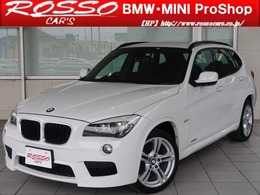 BMW X1 sドライブ 18i Mスポーツパッケージ 純正HDDナビ コンフォートアクセス