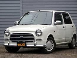 ダイハツ ミラジーノ 660 ターボ 4WD ABS コンビシート ウッドパネル