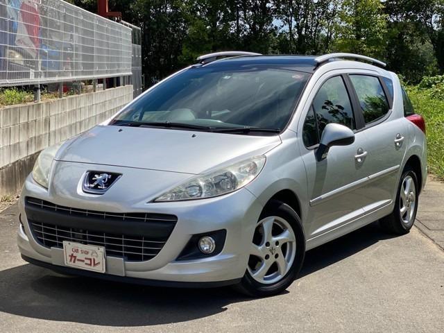 平成23年式 プジョー 207SW 入庫しました。株式会社カーコレは【Total Car Life Support】をご提供してまいります。http://www.carkore.jp/