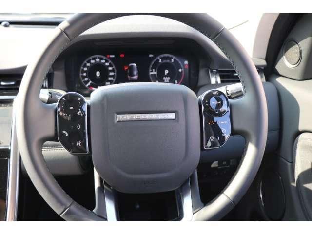 インタラクティブドライバーディスプレイ。車両情報、ナビゲーション画面、メディア等の情報を表示してドライバーをアシスト。