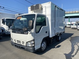 いすゞ エルフ 2トン-30℃設定低温冷凍車 オートマ スタンバイ バックカメラ