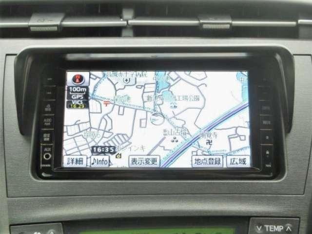 純正HDDナビ【NHZN-W59G】Bluetooth・ワンセグTV・DVD・CD・SD・AUX