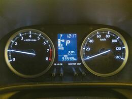 走行距離は33599km  です。