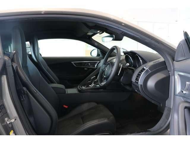 ドライバーはスポーティで直感的な運転操作を堪能できます。