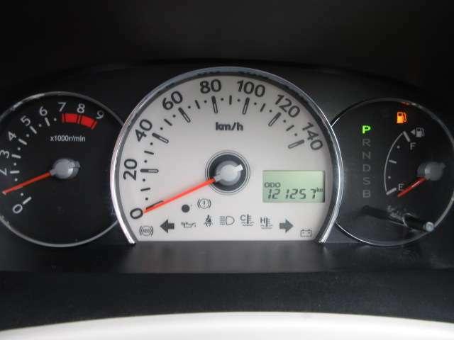 走行121257キロ☆内・外装クリーニング済み!キレイなお車です☆