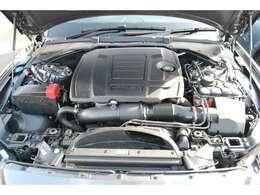 2.0リッターi4ターボチャージャーエンジン