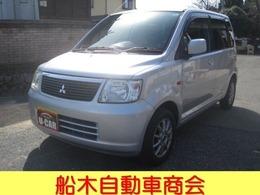 三菱 eKワゴン 660 G 車検令和4年2月 社外アルミ キーレス