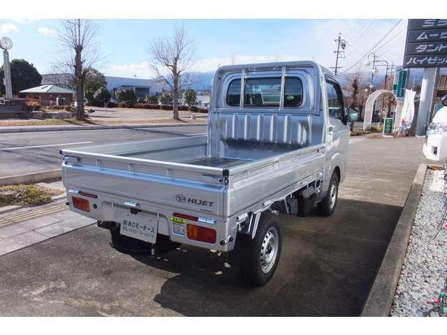 しっかり働く 役に立つ 軽トラック~ ( ´艸`)