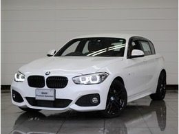 BMW 1シリーズ 118i Mスポーツ エディション シャドー 茶革 ACC バックC コンフォートA PDC