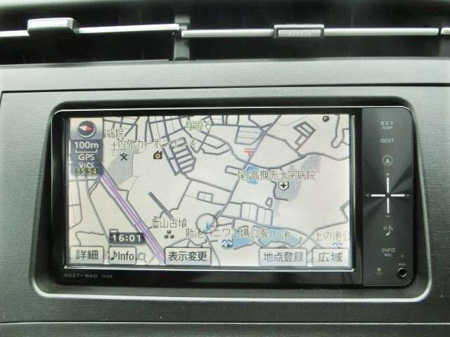 純正SDナビ【NSZT-W60】Bluetooth・フルセグTV・CD・DVD・SD
