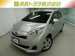 トヨタ ラクティス 1.5 G ワンセグメモリーナビ+バックモニター