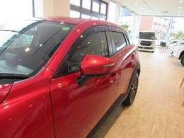 ユーザー買取車 人気のソウルレッド LEDライト i-stop BSM マツダコネクトナビ ビルトインETC バックカメラ CD、DVDプレーヤー 地デジなど