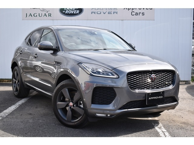 JAGUAR E-PACE  2019年式2.0ガソリン 250ps AWD