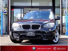 BMW X1 sドライブ 18i Mスポーツパッケージ 社外HDDナビ 18AW フルエアロ 1年保証