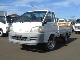 トヨタ タウンエーストラック 0.85t・極東製パワーゲート・4WD・MT