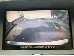 バックカメラを装備しておりますので安全にバックする事が可能となっております♪バックが苦手な方でも安心して駐車する事が出来ますよ♪