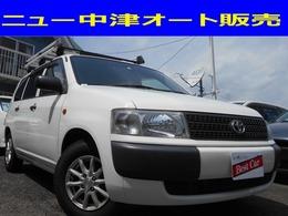 トヨタ プロボックスバン 1.5 DX 社外アルミ ルーフキャリア付き