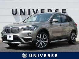 BMW X1 xドライブ 20i xライン 4WD ハイライン/コンフォートPKG 純正OP19AW