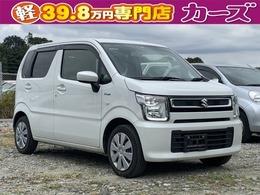 スズキ ワゴンR 660 ハイブリッド FX /TEL・WEB商談可/ETC/フルセグナビ/保証付