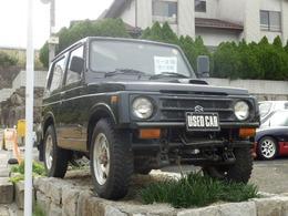 スズキ ジムニー 660 ワイルドウインド リミテッド 4WD 特別限定車/アルミ/ブースト計
