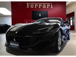 フェラーリ ポルトフィーノ F1 DCT D車 保証付 新品純正タイヤホイル1セット付