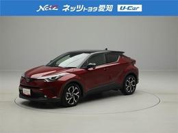 トヨタ C-HR 1.2 G-T 当社社用車 トヨタ認定中古車