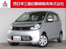三菱 eKワゴン 660 E 距離無制限保証1年付 CDデッキ付