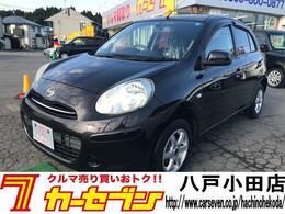 日産 マーチ 1.2 12X FOUR 4WD