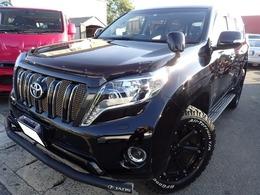 トヨタ ランドクルーザープラド 2.7 TX 4WD TX ワンオーナー MKW20AW