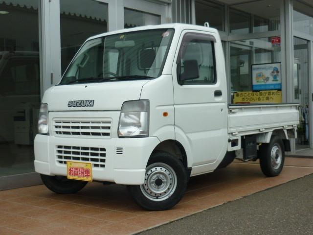 エアコン パワステ パートタイム4WD 5MT 最大積載350kg