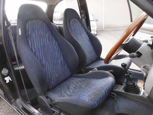☆運転席側からのアングルです・シートはアルトワークス RX-R用☆