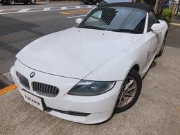 BMW Z4 ロードスター2.5i 保証書 取説 キー2個 HID ETC