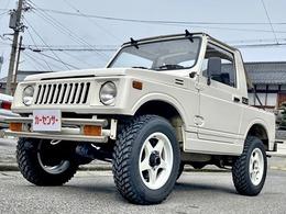 スズキ ジムニー SJ30 幌車 2ストローク 4WD 車庫保管