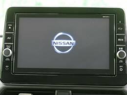 純正9インチ大画面SDナビ!フルセグTVやDVDも見れます!Bluetooth接続可能☆