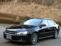 スバル レガシィB4 2.0 GT 4WD DVDナビ 電動シート キーレス/車検2年実施