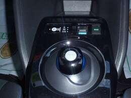 便利なeペダルと電動パーキングブレーキもついてます。