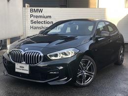 BMW 1シリーズ 118d Mスポーツ エディション ジョイ プラス ディーゼルターボ 認定保付元デモカーACC純正HDDナビBカメラ
