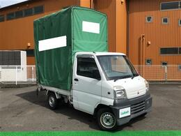 三菱 ミニキャブトラック 660 5MT修復歴無し