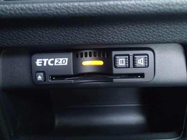 ETCを搭載しておりますので、お得かつ便利ですよ!