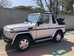 メルセデス・ベンツ Gクラス G320 カブリオ 4WD
