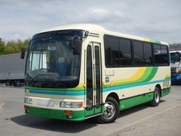 日野自動車 リエッセ 28人乗り マイクロバス エアサス ロング ニーリング 自動扉 送迎仕様