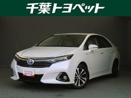 トヨタ SAI 2.4 S Cパッケージ ドライブレコーダー バックモニタ ETC