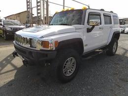 ハマー H3 4WD ナビ バックカメラ サンルーフ 革シート