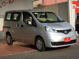 日産 NV200バネットバン 1.6 チェアキャブ 車いす1名仕様 専用サードシート有 スロープタイプ 1基固定 福祉車両